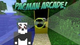 Minecraft 1.4.7 ~ Como instalar Pacman Mod (Pacman Arcade Mod!)