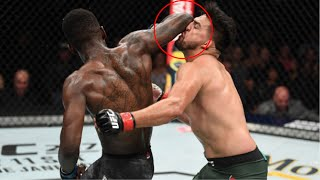 How did Isreal Adesanya overcome Kelvin Gastelum at UFC 236 | Full Fight Analysis