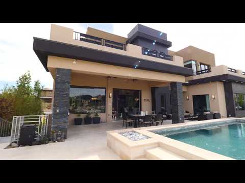 Million Dollar House in The Ridges: 74 Meadowhawk Ln, Las Vegas, NV