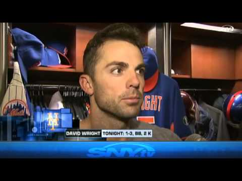 Terry Collins, Jon Niese, & David Wright on Ike Davis trade