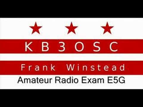 Amateur Radio Extra Exam Prep E5G