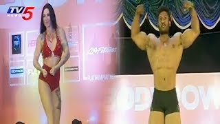 Mr Body Power Organised Bodybuilding Show @ Hyderabad