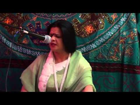 Rangi Sari Gulabi Chunariya Dadra by Ranjita Awasthi