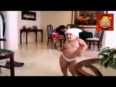 طفل يرقص على اغنية  '' بشرة خير '' thumbnail