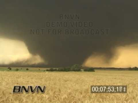 5/29/2004 Argonia Kansas Wedge Tornado Video