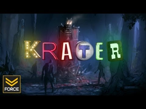 Krater (Gameplay)