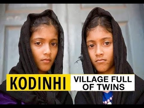 Unsolved Mysteries Of India : Chapter Three : The Village Of Twins