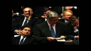Geoffrey Howe - Resignation Speech