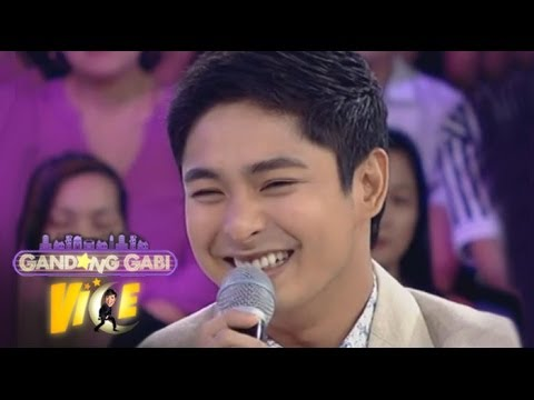 Coco Martin Afraid In Gandang Gabi Vice Guesting? video