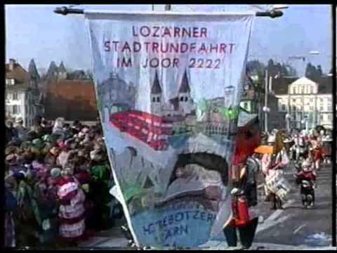 1994 - Chottlebotzer Lozärn am Wey-Umzug