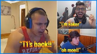 """Tyler1 Comes Back 