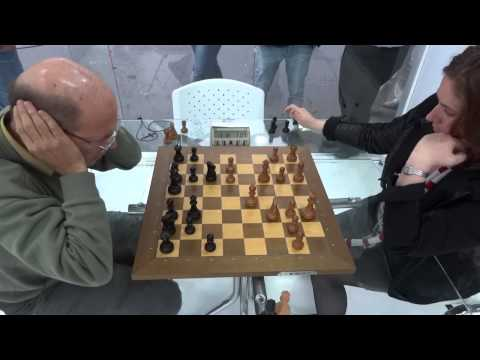 2012 Festa da Uva Invitational SF Blitz - Judit Polgar vs. Henrique Mecking (incomplete)