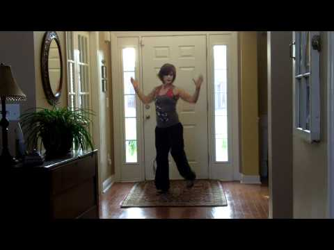 Dance fitness with Leslie- Tha Kar Ke- Bollywood