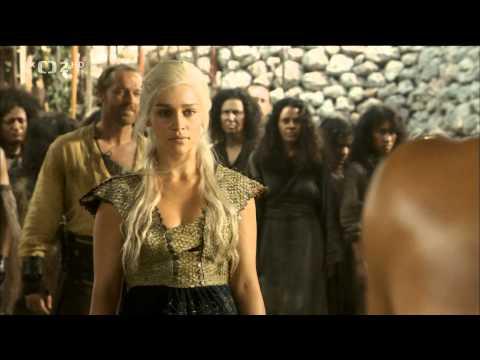 Hra o trůny – Khal Drogo bojuje proti Magovi