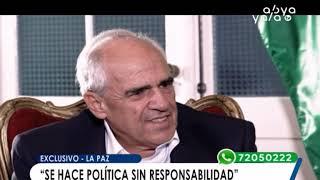 Ernesto Samper: Bolivia es un ejemplo para la región