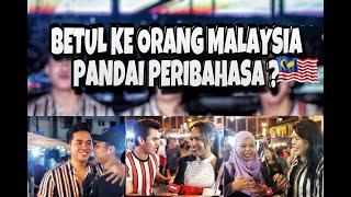 Betul ke orang Malaysia pandai Peribahasa?
