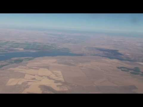 Takeoff at Tri-Cities Airport Pasco Washington RWY 30 PSC 1080p