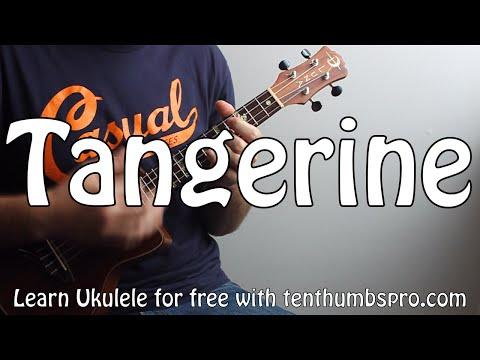 Tangerine - Led Zeppelin - Ukulele Tutorial