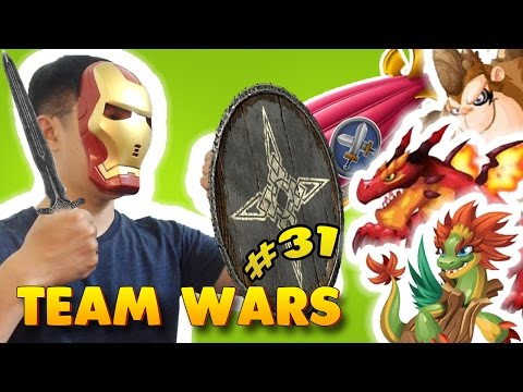 Monster Legends: Team wars #31 - Common monsters