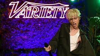 "Troye Sivan Performs ""My My My!"" at Variety"