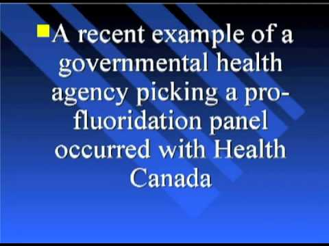 Dr. Paul Connett on the Dangers of Fluoride in the Water