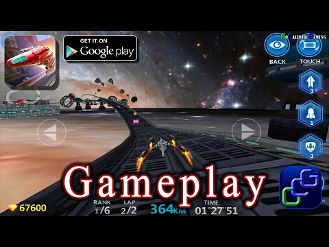 Space Racing 3D - Star Race Android Gameplay
