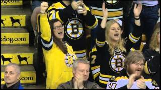 Boston Bruins pay tribute to Milan Lucic 02/09/16