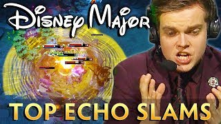 BEST Echo Slams that made Disney Major SO EPIC