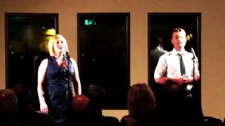 """The Prayer"" duet with Jamie Parnell"