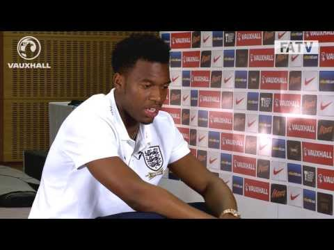 Early Days: Liverpool's Daniel Sturridge looks back at the beginning of his career