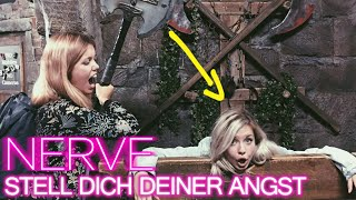 DAS HORROR HAUS mit Malwanne | NERVE- Challenge 7/9 | #WatcherOrPlayer