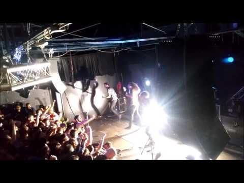 For Today Live Vanguard Tulsa, OK WAKE tour FULL SET