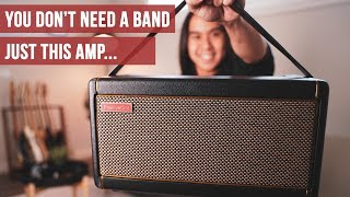AMPS ARE GETTING SMART... 🎸 POSITIVE GRID SPARK GUITAR AMP REVIEW