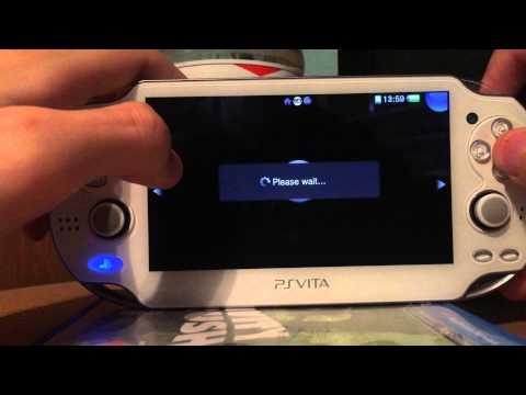 PS Vita: Firmware 3.35 - Hello Bubble :)