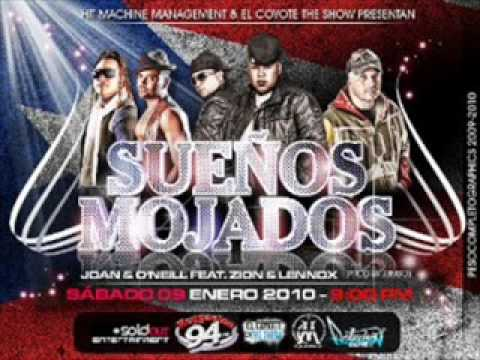 Sueños Mojados (Official Remix) - Zion y Lennox Ft Joan & O'neil Video