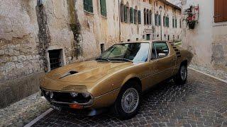 Alfa Romeo Montreal - Armonia a 8 cilindri (Eng.Subs)