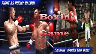 Real Fist.. Boxing Game