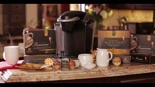 BrewKups by Organo Gold   Luxury in your cup
