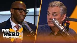 Oakland Raiders featured on 'Hard Knocks' will strengthen the brand — Bucky Brooks | NFL | THE HERD