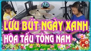LƯU BÚT NGÀY XANH [Hòa tấu Có lời Tông NAM] - PHONG BẢO Official