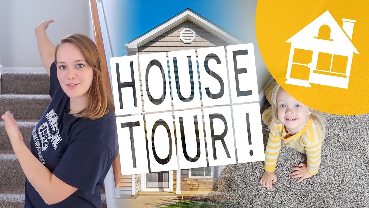 NEW HOUSE TOUR! | Cross-Country Move