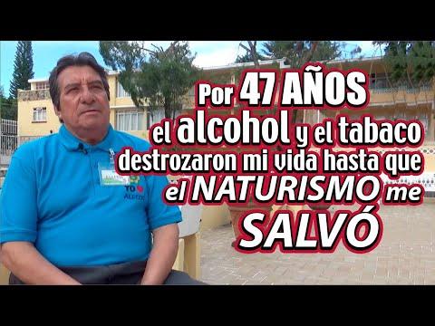 Por 47 años el alcohol y el tabaco destrozaron mi vida, hasta que el Naturismo me salvó