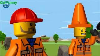 Phim hoạt hình ôtô cảnh sát Lego đuổi bắt cướp ll Hành trình phưu lưu của Lego cảnh sát   YouTube