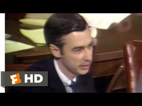 Won't You Be My Neighbor? (2018) - Mister Rogers Saves PBS Scene (2/10) | Movieclips