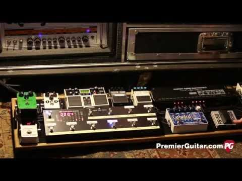 Rig Rundown - Bring Me The Horizon's Lee Malia video