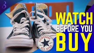 OFF WHITE CONVERSE CHUCK TAYLOR Review ! | Off White Converse Chuck Taylor On Feet !
