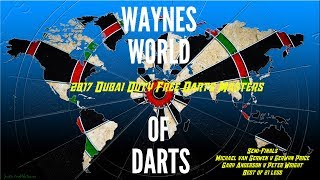 2017 Dubai Duty Free Darts Masters - Day Two (Semi Finals and Final)