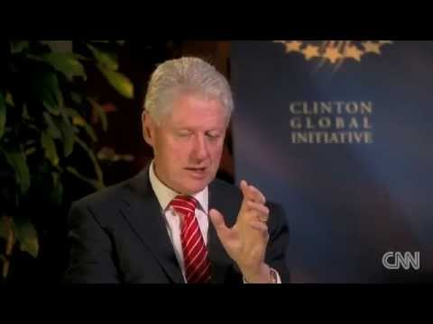 Bill Clinton Became A Vegan - Is On A Plant Based Diet  clinton vejeteryan rejimi