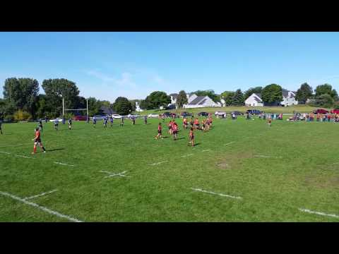 2014 WPL - Twin Cities Amazons vs. Atlanta Harlequins - First Half (9/14/2014)