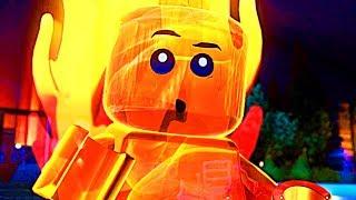 LEGO THE INCREDIBLES 2 Jack Jack Vs Raccoon Fight Scene